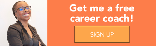 Sign up for our free career coaching